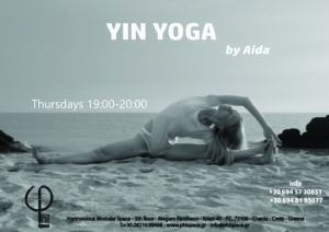 Yin Yoga with Aida @ Phi Space